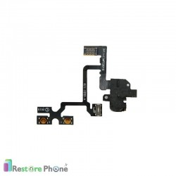 Nappe Volume, Jack et Vibreur Iphone 4