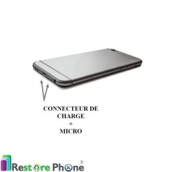Reparation Connecteur de Charge + Micro iPhone 6S PLUS