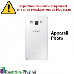 Reparation Appareil Photo Galaxy A3