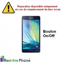 Reparation Nappe On/Off Galaxy A5 (A500F)