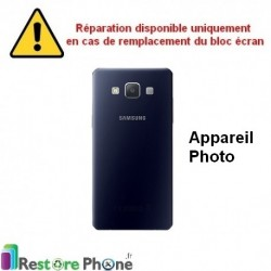 Reparation Appareil Photo Galaxy A5