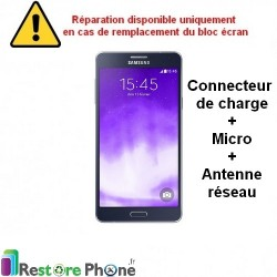 Reparation Connecteur de Charge Galaxy A7 (A700F)