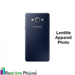 Reparation Lentille Appareil Photo Galaxy A7