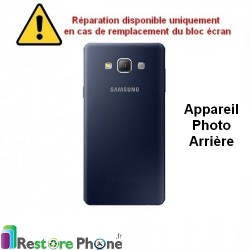 Reparation Appareil Photo Galaxy A7
