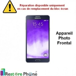 Reparation Appareil Photo Frontal Galaxy A7
