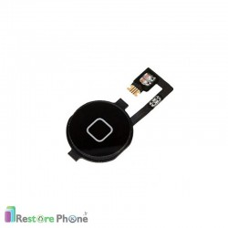 Bouton Home Complet Iphone 4S