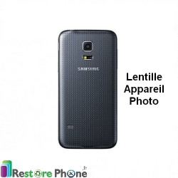Reparation Vitre Appareil Photo Galaxy S5 Mini