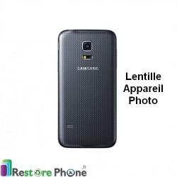 Reparation Vitre Appareil Photo Galaxy S5 Mini