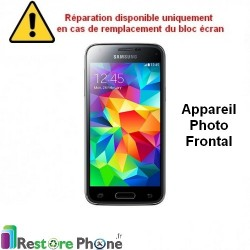 Reparation Appareil Photo Frontal Galaxy S5 Mini