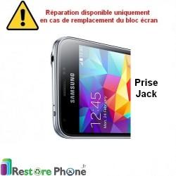Reparation Prise Jack Galaxy S5 Mini