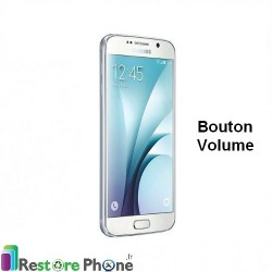 Reparation Nappe Bouton Volume Galaxy S6