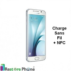 Reparation Nappe Charge Sans fil + NFC Galaxy S6