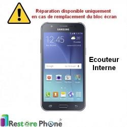 Reparation Ecouteur Interne Galaxy J5