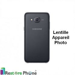 Reparation Lentille Appareil Photo Galaxy J5