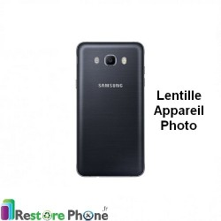 Reparation Lentille Appareil Photo Galaxy J7