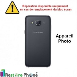 Reparation Appareil Photo Arriere Galaxy J5