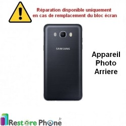 Reparation Appareil Photo Arriere Galaxy J7