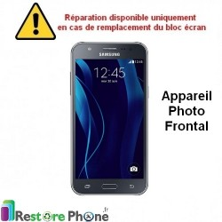 Reparation Appareil Photo Frontal Galaxy J5