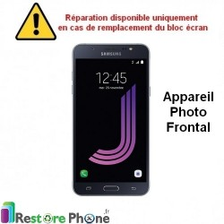 Reparation Appareil Photo Frontal Galaxy J7