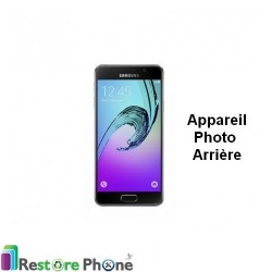 Reparation Appareil Photo Arriere Galaxy A3 2016