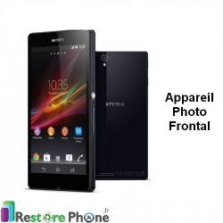 Reparation appareil photo frontal Xperia Z (L36H)
