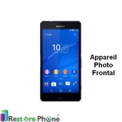 Reparation appareil photo frontal Xperia Z3 Compact (D5803)