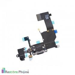 Nappe Connecteur de Charge + Micro + Antenne Iphone 5