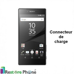 Reparation nappe connecteur de charge Xperia Z5 Premium (E6833)