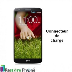 Reparation nappe connecteur de charge LG G2