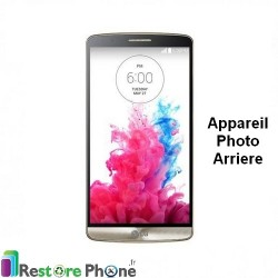 Reparation appareil photo arriere LG G3