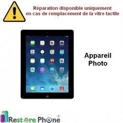 Reparation Appareil Photo arriere iPad 3 et 4