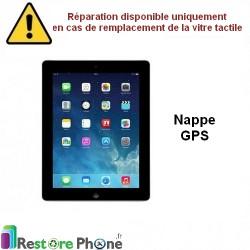 Reparation nappe GPS iPad 3 et 4