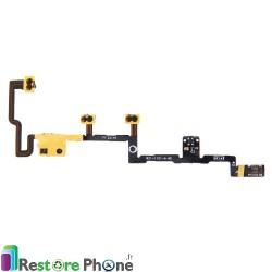 Nappe on/off + volume + silencieux iPad 2 (v2)
