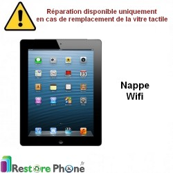 Reparation nappe wifi iPad 2