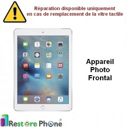Reparation appareil photo frontal iPad Air