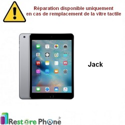 Reparation nappe jack iPad mini 2 / mini 3