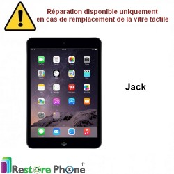 Reparation nappe jack iPad Mini