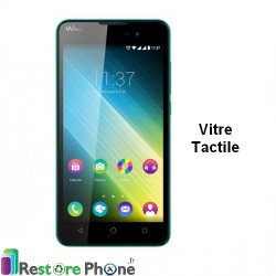 Reparation Vitre Tactile Wiko Lenny 2