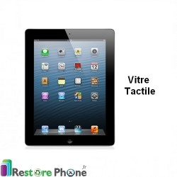 Reparation Vitre Tactile iPad 4