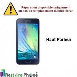 Réparation Haut Parleur Galaxy A3