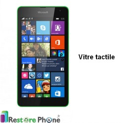 Réparation Vitre Tactile Lumia 535