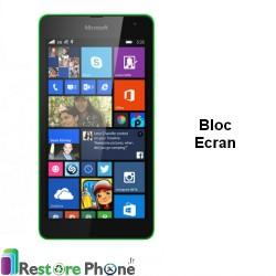 Réparation Bloc Ecran Lumia 535