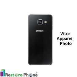 Reparation Lentille Appareil Photo Galaxy A3 2016
