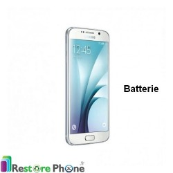 Reparation Batterie Galaxy S6 (G920)