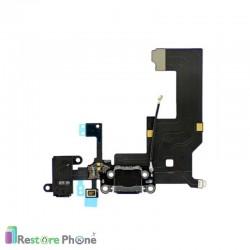 Nappe Connecteur de Charge + Micro + Antenne Iphone 5C