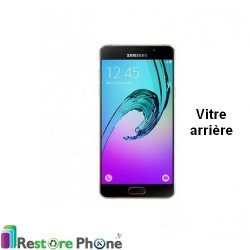 Reparation Vitre arriere Galaxy A5 2016 (A510F)