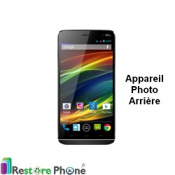 Reparation appareil photo arriere Wiko Slide