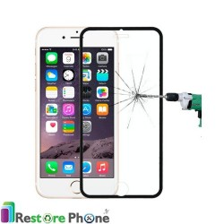Film en Verre Trempé FULL SCREEN pour iPhone 6 Plus/6S Plus