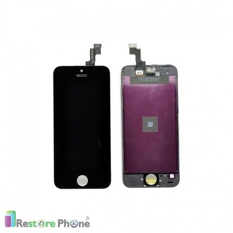 Bloc Ecran pour Apple iPhone 5S QUALITE PREMIUM
