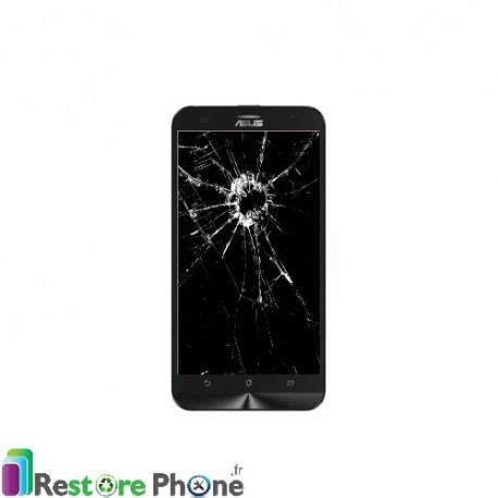 Reparation Bloc Ecran Asus Zenfone 2 Laser